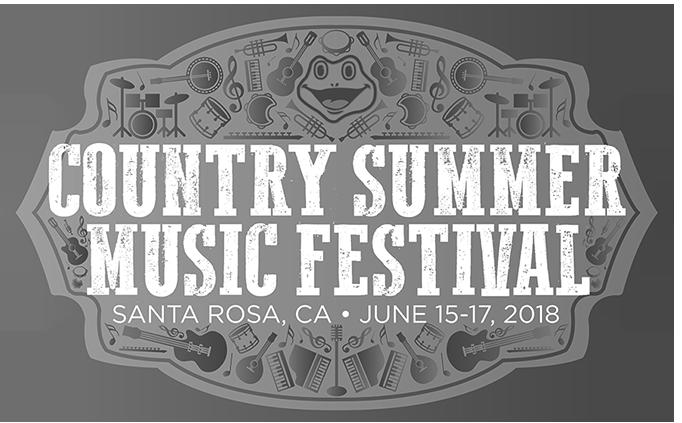 Country Summer 2018 logo